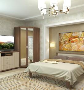 Кровать  «Жасмин 900.2″