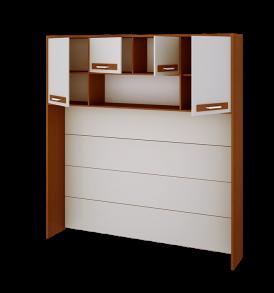 Шкаф с нишей и 4-мя дверями «Орион» ПМ-109.05