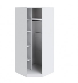 Шкаф угловой с 1-ой дверью левый «Ривьера» СМ 241.07.003 L