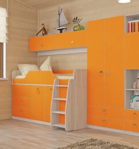 Набор мебели для детской комнаты «Аватар» №5 ГН-201.005