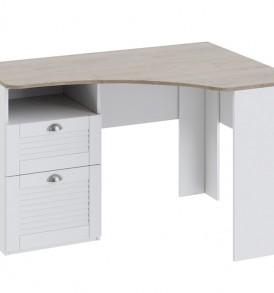 Угловой письменный стол с ящиками «Ривьера» ТД-241.15.03