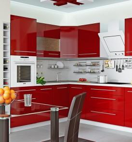 «Ассорти» модульная мебель для кухни