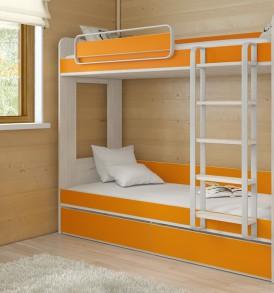 Двухъярусная кровать «Аватар» СМ-201.01.001