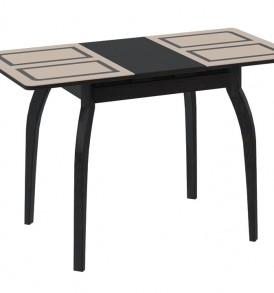Стол обеденный раздвижной на деревянных ножках «Рим» СМ-218.01.15