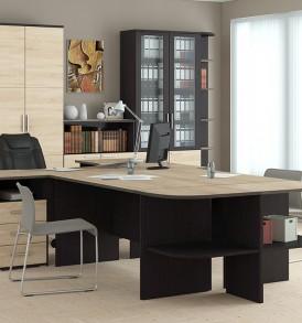 Набор офисной мебели для кабинета руководителя №1 «Успех-2» ГН-184.001
