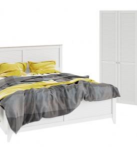Спальный гарнитур стандартный «Ривьера» ГН-241.000