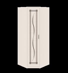 Шкаф угловой с дверью с рисунком «Токио» СМ-131.09.003