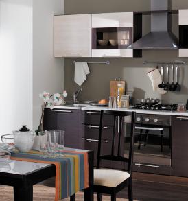 «Латте-2» модульная мебель для кухни