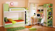 Набор мебели для детской комнаты «Киви» №12 ГН-139.012