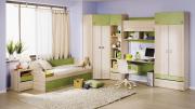 Набор мебели для детской комнаты «Киви» №14 ГН-139.014