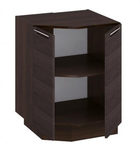 Шкаф кухонный торцевой «Латте-2» ПМ-115.16
