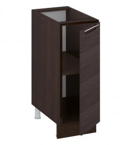 Шкаф кухонный с 1-ой дверью «Латте-2» ПМ-115.24