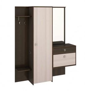 Набор мебели для маленькой прихожей «Дуэт 1»