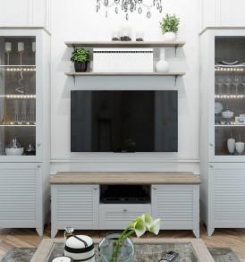 Набор мебели для гостиной «Ривьера» №1 ГН-241.201