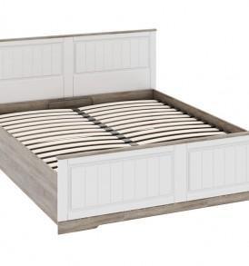 Двуспальная кровать с изножьем и подъемным механизмом «Прованс» СМ-223.01.004