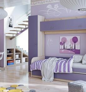 Набор мебели для детской комнаты «Аватар» №1 ГН-201.001