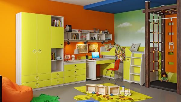 Детская комната набор мебели сантехника grohe для ванной с душем