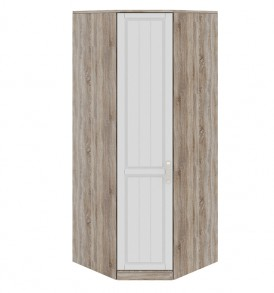 Шкаф угловой с 1-ой дверью левый «Прованс» СМ-223.07.006L