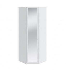 Шкаф угловой с 1-ой дверью с зеркалом «Ривьера» СМ 241.23.003