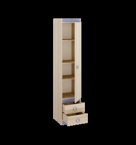 Шкаф для белья «Индиго» ПМ-145.11