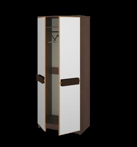 Шкаф для одежды с 2-мя дверями с зеркалом «Палермо» ПМ-147.08