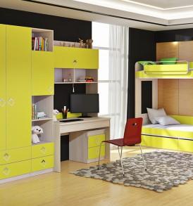 «Аватар» модульная мебель для детской комнаты