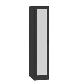 Шкаф торцевой с зеркальной дверью «Токио» СМ-131.10.002