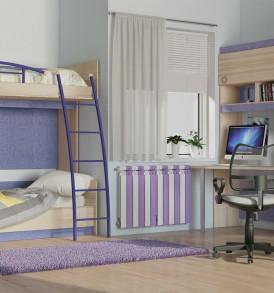 Набор мебели для детской комнаты «Индиго» №24 ГН-145.024