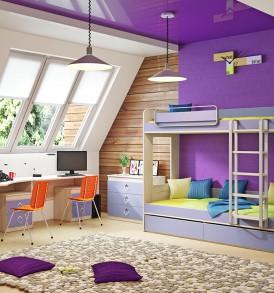 Набор мебели для детской комнаты «Аватар» №6 ГН-201.006