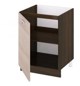 Шкаф кухонный с 1-ой дверью «Латте-1» ПМ-115.09