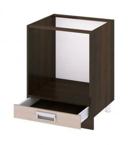 Шкаф кухонный под установку встроенной техники «Латте-1» ПМ-115.13