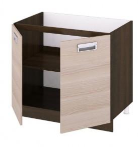 Шкаф-стол кухонный с 2-мя дверями «Латте-1» ПМ-115.14