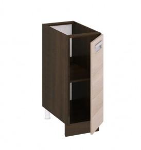 Шкаф кухонный с 1-ой дверью «Латте-1» ПМ-115.24