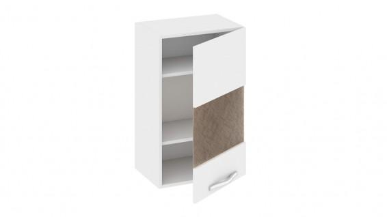 Шкаф верхний со стеклом (правый) В_72-45_1ДРс(Б)