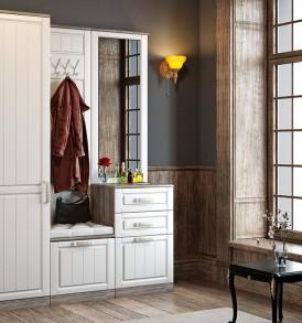 Набор мебели для прихожей «Прованс» №8 ГН-223.308