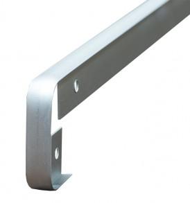 ДО-010 Профиль Т-образный алюминиевый  для столешниц 40мм ДО-010