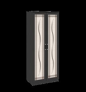 Шкаф для одежды с 2-мя дверями с рисунком «Токио» СМ-131.08.003