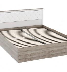 Кровать с мягкой спинкой с подъемным механизмом «Прованс» СМ-223.01.006