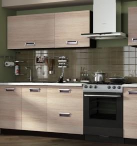 Кухонный гарнитур «Латте-1» стандартный набор ГН-115-01.000