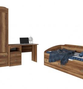 Стандартный набор мебели для детской комнаты «Навигатор» ГН-250.000
