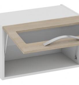 Шкаф верхний со стеклом В_36-60_1ДОс