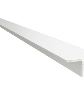 ДО-020 Планка для панелей угловая - 10мм ДО-020