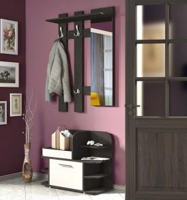 Набор мебели в прихожую «Арт-мини» №3