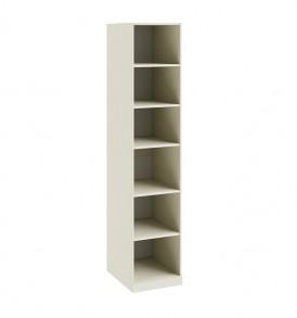 Шкаф для белья с 1-ой зеркальной дверью «Лючия» СМ-235.07.02