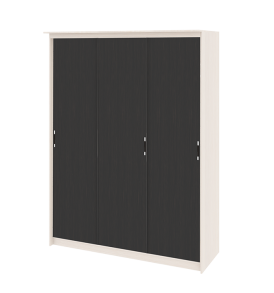 Шкаф-купе в спальню «Стэн Лайт» СМ-140.10.001