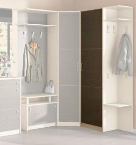 Шкаф для одежды «Нова» ПМ-156.03