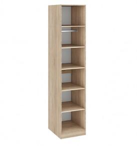 Шкаф для одежды и белья с 1-й дверью левый «Ларго Люкс» СМ-181.07.008 L