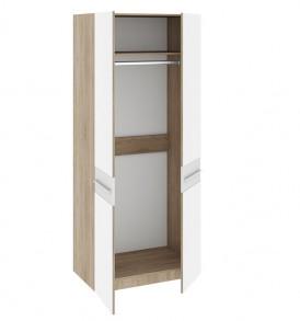 Шкаф для одежды с 2-мя зеркальными дверями «Ларго» СМ-181.07.005