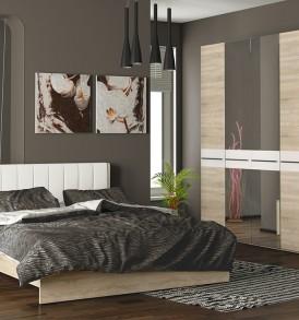 Спальный гарнитур «Ларго» №02 ГН-181.002
