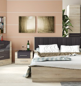 «Ларго» модульная спальня